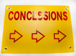 Concessions Sign